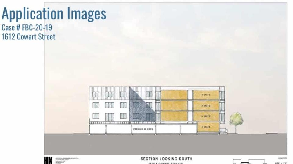 Chattanooga Zoning panel approves new 4 story condo complex in Southside