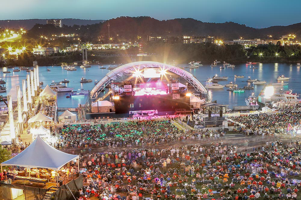 Riverbend Festival may be coming back this year in October