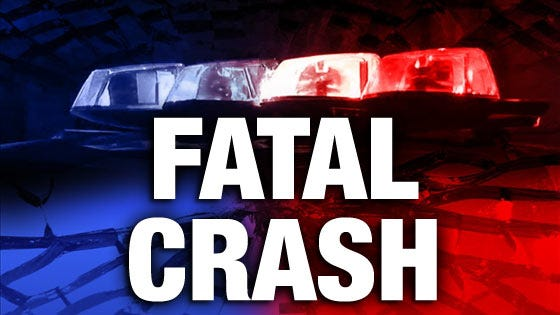 A 29-year-old man was killed in a vehicle crash on Interstate 75 Sunday morning