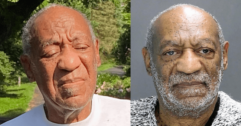 """Bill Cosby walks out of prison free as court overturns rape conviction: """"There are many liars out there"""""""