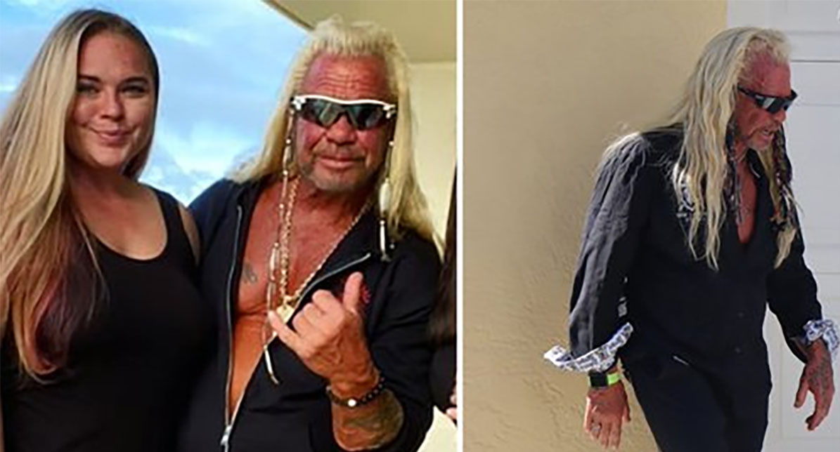 Dog the Bounty Hunter's pursuit of Brian Laundrie is a 'publicity stunt,' daughter says